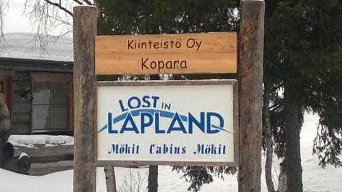 Lost in Lapland