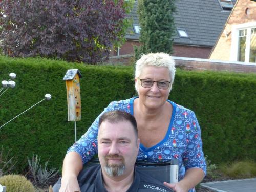 Arndt und Lara Schildberger