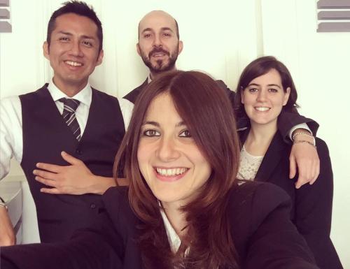 Alessandra, Daniele, Antonio ed Elisa