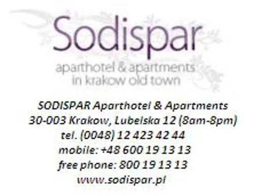 SODISPAR SERVICED APARTMENTS