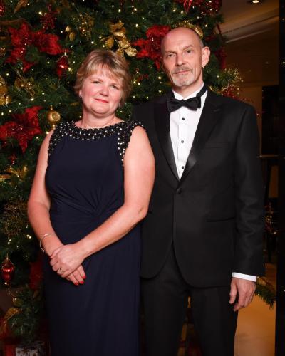 Mark and Jane Hibbitt - owners