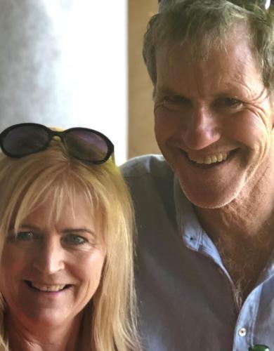 Mel and Richard