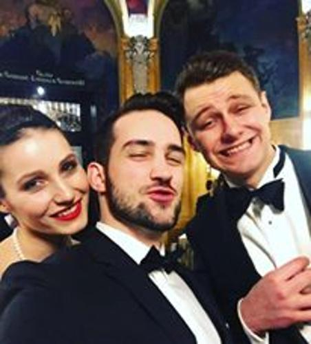 Jan, Jana and Boris