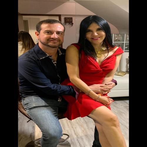 Eduardo y Mónica