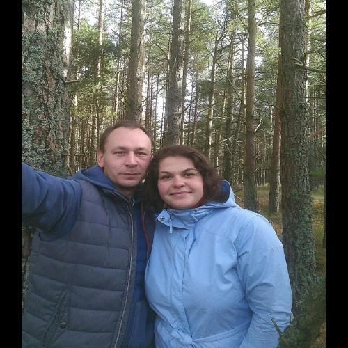 Алексей и Евгения