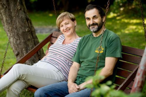 Barbara i Andrzej Leszko