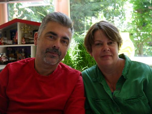Chris & Annemarie