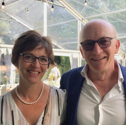 Hélène & André
