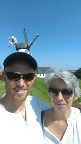 Dorte og Jimmy