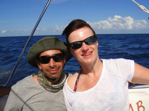 Takki and Maggie