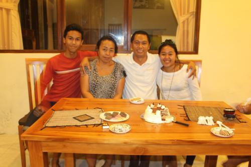 Ketut's Family