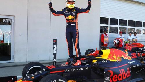 Formule 1 mei 2020 Zandvoort