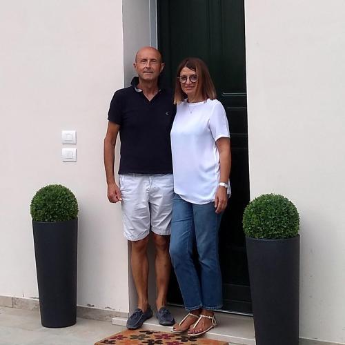 Giovanna e Federico
