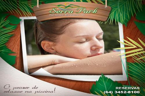 HOTEL SERRA PARK - HOSPEDAGEM