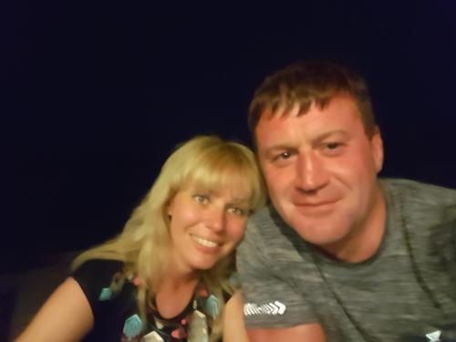 Eugen und Natallia Seelig