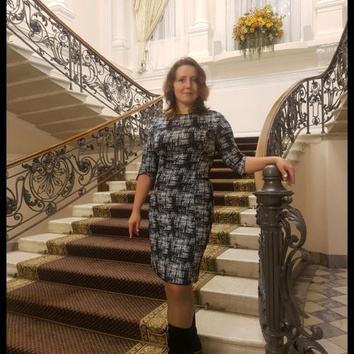 Екатерина Шелавина