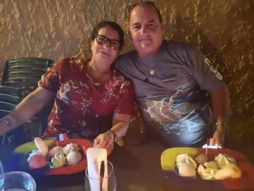 Claudio y Teresa