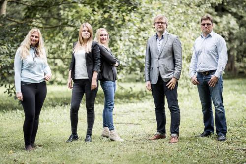 Pronksi Apartments Tallinn team