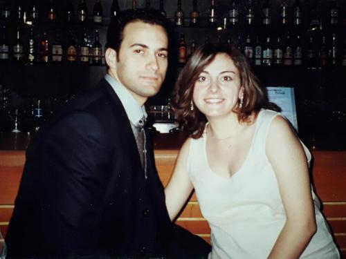Giuliana e Raffaele Staff