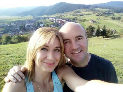 Andrea a Stanislav