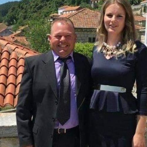 Slavica and Željko Pecotić
