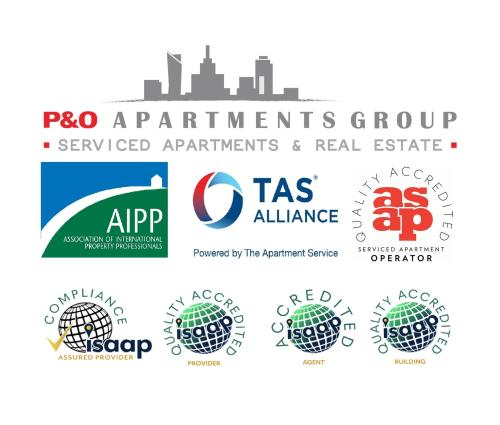 P&O Serviced  Apartments Provider