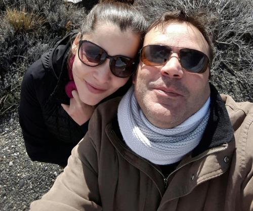 Eugenia y Javier