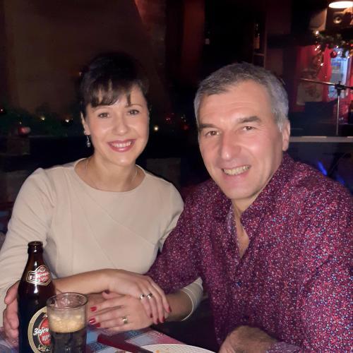 Zoran i Emina Milenovic