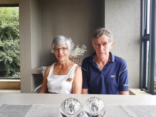 Henri & Elna Gross