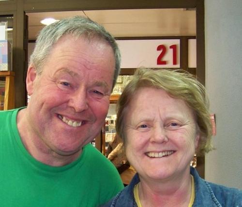 Roger och Britt-Mari Dahlström