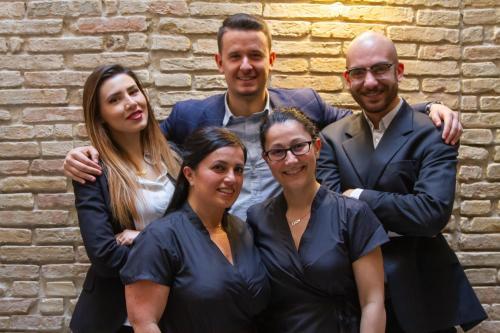 Marco, Martina, Riccardo, Lisa e Annalisa