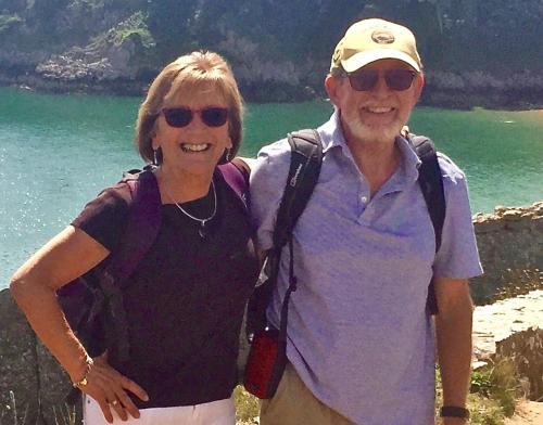 Linda & Larry Giddy