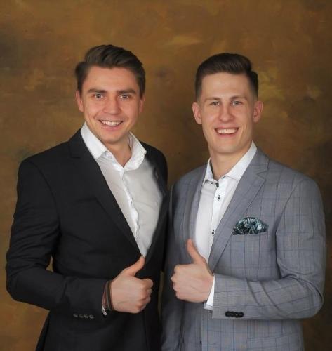 Tomasz and Kamil