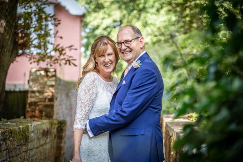 Helene and Martyn Horrocks