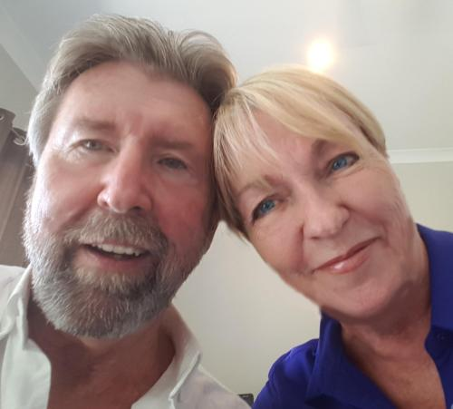 Richard & Marti Lavender