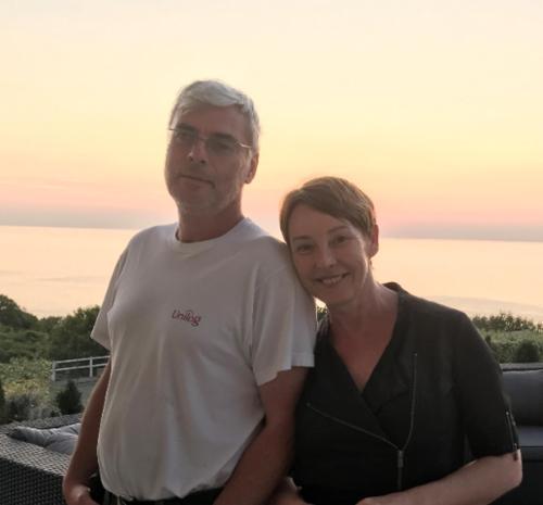 Catherine & Eric