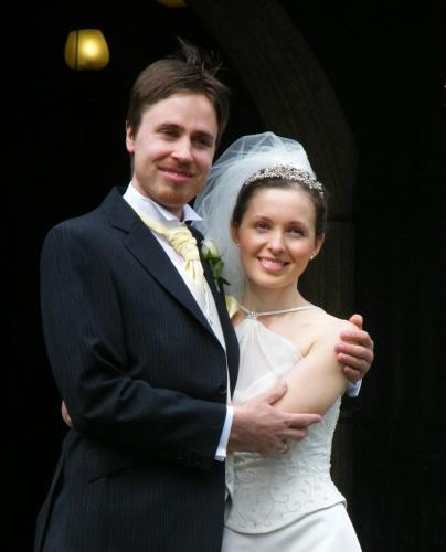 Mr and Mrs Cox (Business Proprietors)