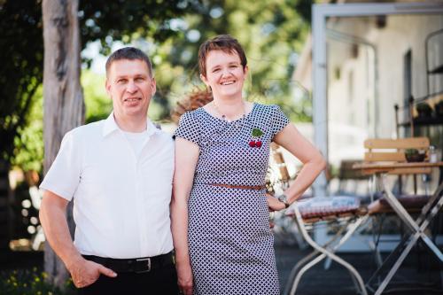 Peter und Simone Hepperle