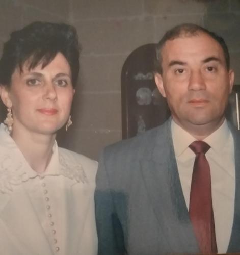 Joe and Gina