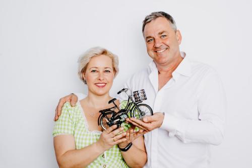 Anita und Stephan Peterseil