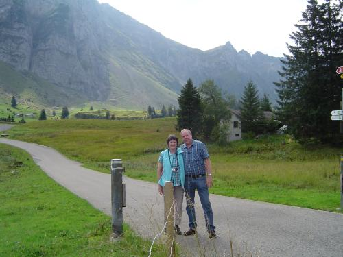 Margaret and Eckhard Linn