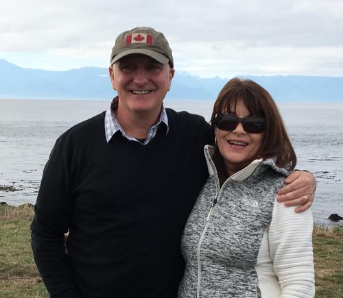 Greg and Belinda Metcalf