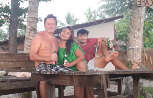 Wati and family