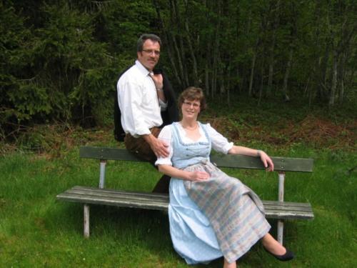 Cornelia und Rudolf Kunzelmann