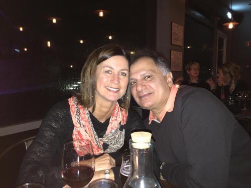 Margret and Jay Jamchi